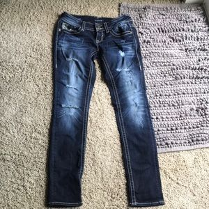 Vigoss destructed skinny jean